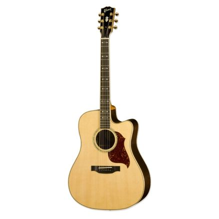 Электроакустическая гитара GIBSON SONGWRITER DELUXE STANDARD ANTIQUE NATURAL