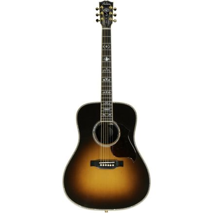 Электроакустическая гитара GIBSON SONGWRITER DELUXE CUSTOM VINTAGE SUNBURST