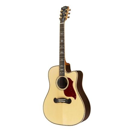 Электроакустическая гитара GIBSON SONGWRITER DELUXE CUSTOM EC ANTIQUE NATURAL