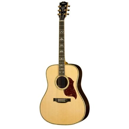 Электроакустическая гитара GIBSON SONGWRITER DELUXE CUSTOM ANTIQUE NATURAL