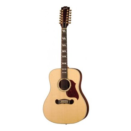 Электроакустическая гитара GIBSON SONGWRITER DELUXE 12 STRING ANTIQUE NATURAL