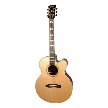 Электроакустическая гитара GIBSON J-165 ROSEWOOD ANTIQUE NATURAL