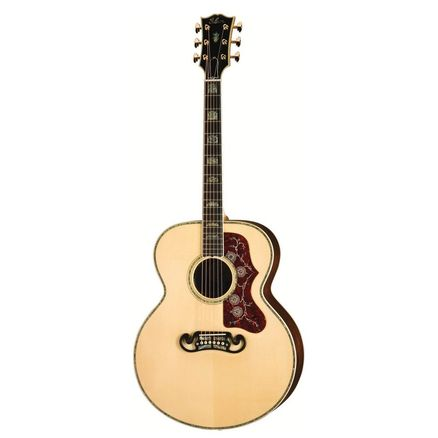 Электроакустическая гитара GIBSON J-200 CUSTOM ANTIQUE NATURAL